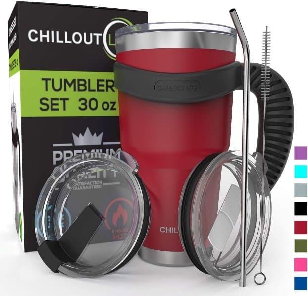 30 oz travel mug