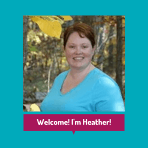 About me Heather Ritchie