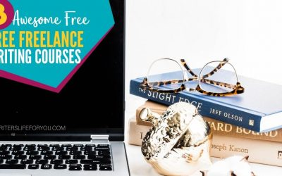 8 Free Freelance Writing Courses that Will Blow Your Mind