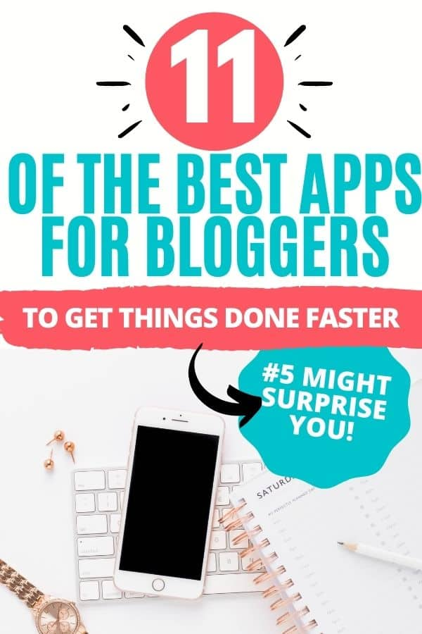 best apps for bloggers post