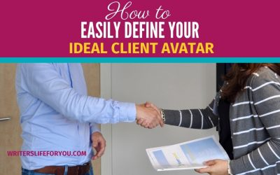 How To Easily Define Your Ideal Client Avatar To Make More Money Before
