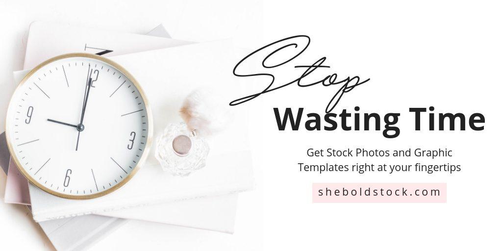 She Bold Stock Photography